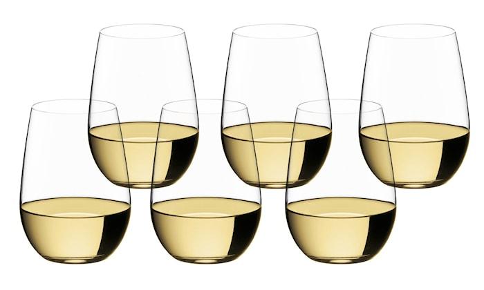 O Wine Riesling/Sauvignon Blanc, 6-pack