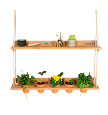 Hanging Garden Eik Natural