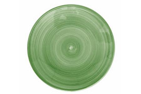 Ceres Tallerken Grønn 22 cm