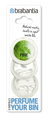 Perfume Your Bin Refill (3 kapslar) Gran/Talldoft
