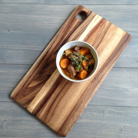 Ironwood Gourmet Sapwood Leikkuulauta