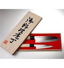 Satake Houcho Knivset 2 knivar