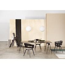 Arco Matbord Svart 90x220 cm