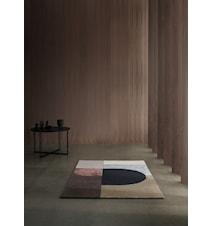 Vilja Matta Bordeaux 170x240 cm