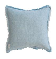 Putetrekk Chambray - Light Blue
