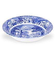 Blue Italian Frokostskål 20 cm