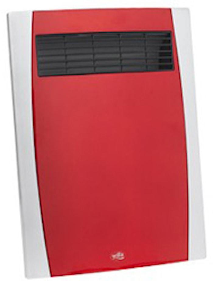 Lämmitin Punainen FH-1R