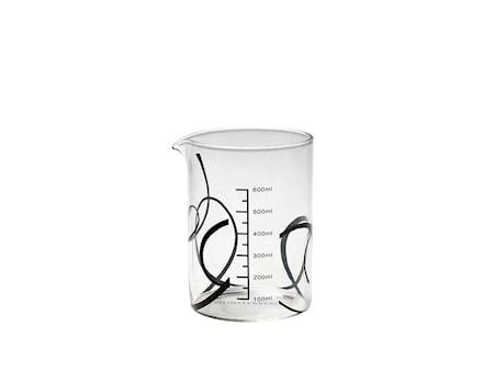 Måttkanna Glas 13 cm