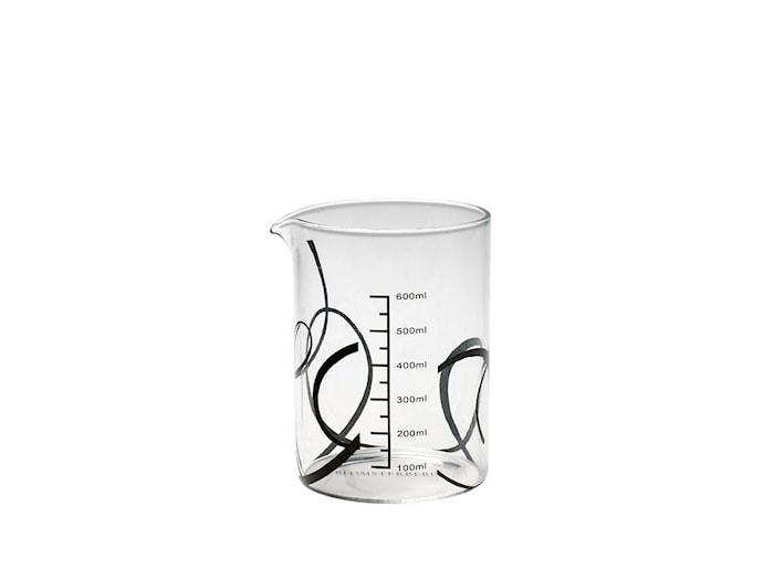 Verre mesureur verre 13 cm