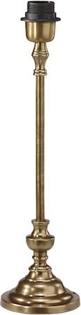 Lampfot Andrea Antikmässing 58cm