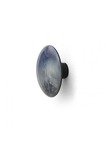 Solar System Uranus Knopp Trä 13x6,9cm