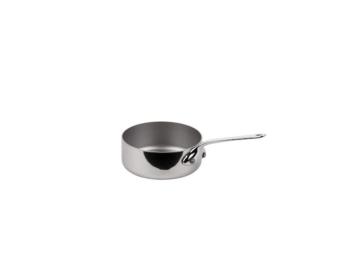 Cook Style Sautépannu kiilotettu teräs Ø 7 cm