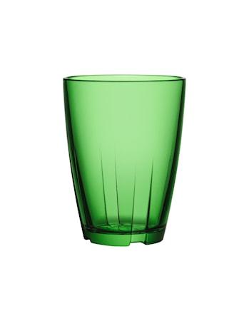 Bruk Grønn Drikkeglass Stor