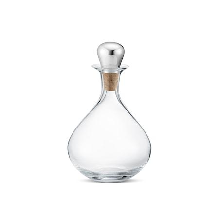 Sky Liquor Karaff med Rostfritt stål lock Crystalline 145 cl