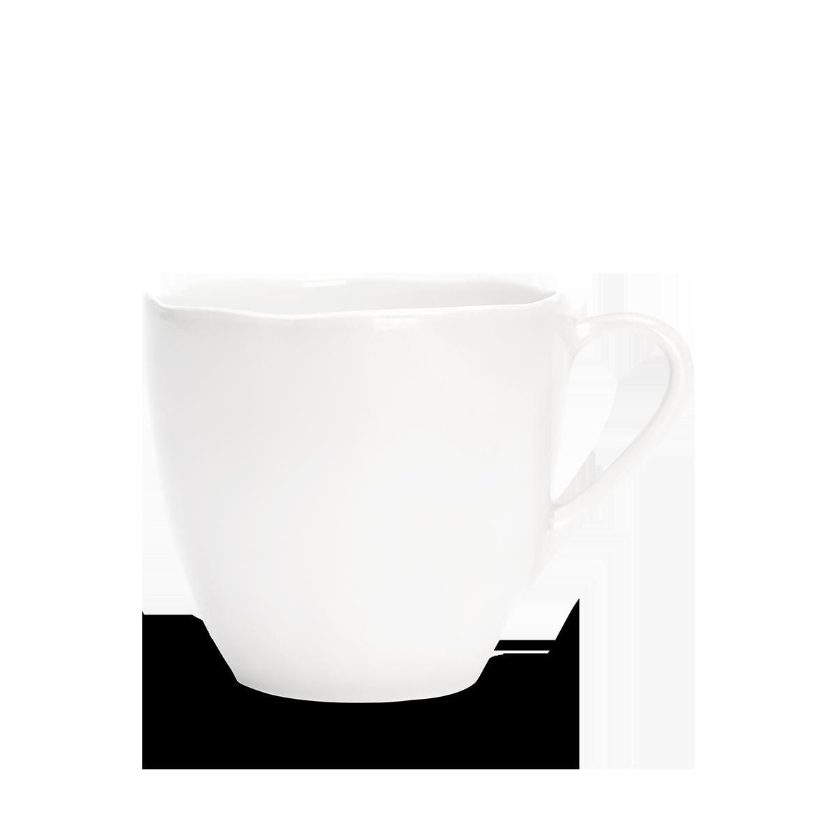 Organic Kaffemugg Vit 60 cl