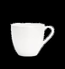 Kaffekopp Organic Hvit 60 cl