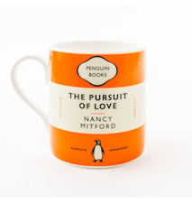 Mugg The Pursuit of Love 26 cl Orange