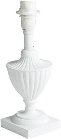Pollino Lampefot Hvit 24 cm
