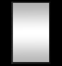 Spegel Mirror Small Svart