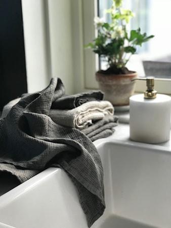 Fresh Laundry Handduk 47x65 Khaki