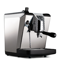 Oscar II Espressokone kahviloille ja konttoreille Musta