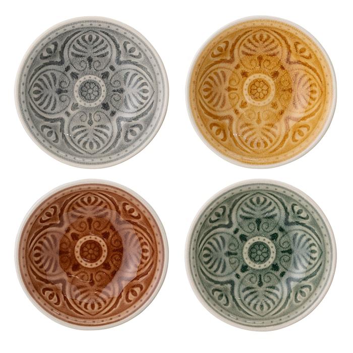 Rani Skåle Multicolor Stentøj
