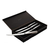 Design by F. A. Porsche Kjøttkniver, sett med 4 stk