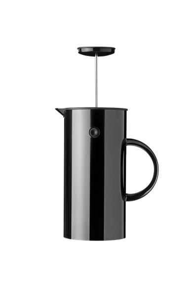 EM Kaffepress Svart