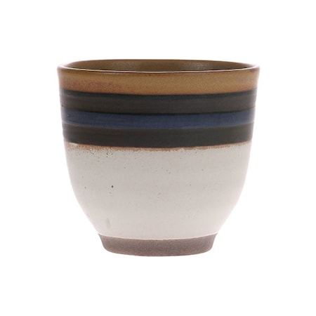 Kyoto Krus Keramik Blå 15 cl
