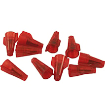 Topklemme Torix Rød, 1-4mm², 5st/p