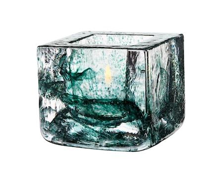 Brick Kynttilälyhty vihreä Ø 8,5 cm