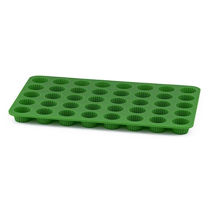 Pralinform knäck, grön