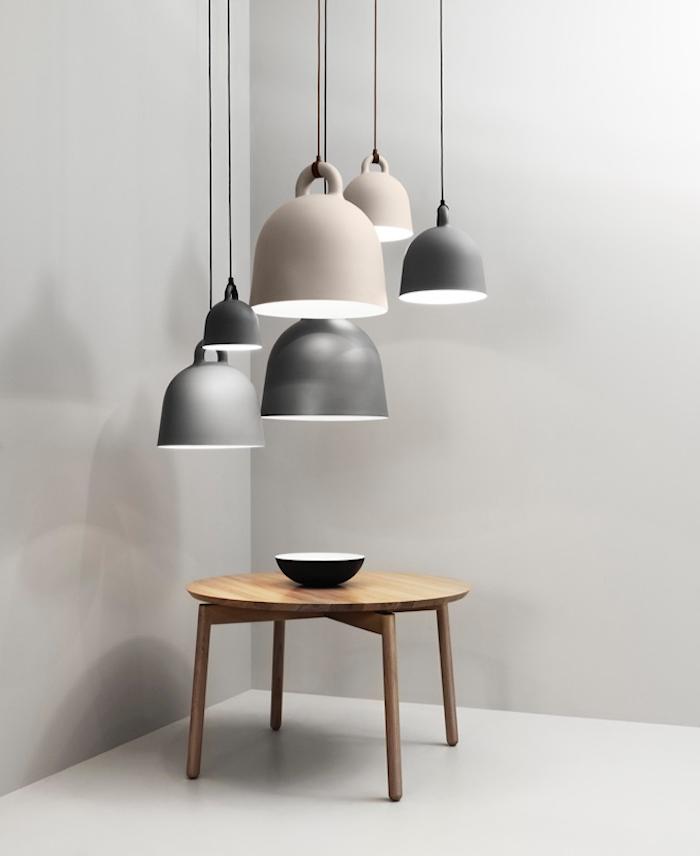 Bell Lampa Svart Medium