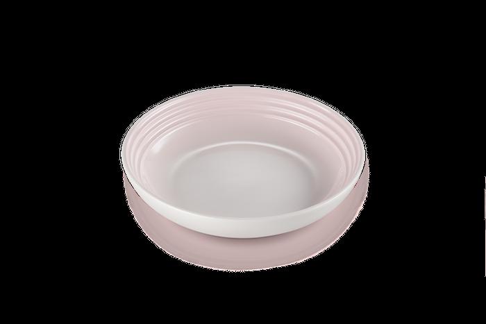 Signature Pastatallrik Shell Pink 22 cm
