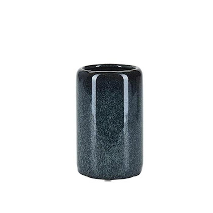 Vase Blå 15 x 11 cm