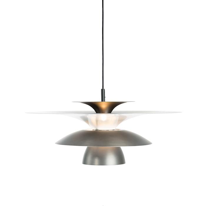 Picasso Pendel Oxidgrå LED 50 cm