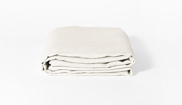 Duk Hvit 150x250 cm