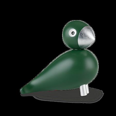 Sangfuglen Georg grønn/sølv