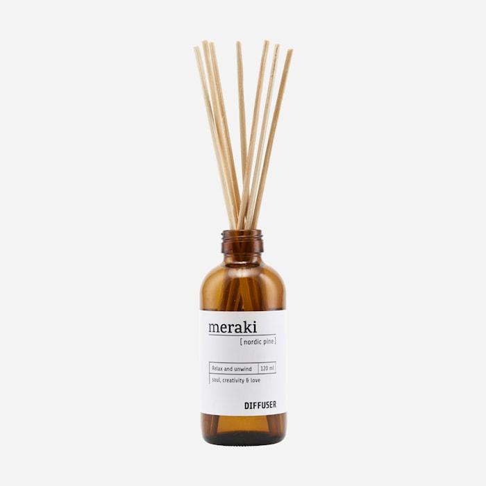 Duftpinner Nordic pine 120 ml