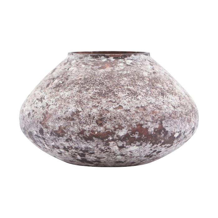 Miles vase brun 8cm