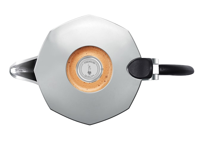 Bryggare MokaInduction 6 koppar 280 ml