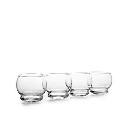 Rocking Glas 4-pack 25 cl