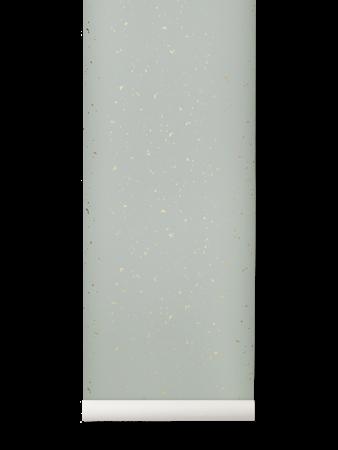 Confetti Tapet Mint