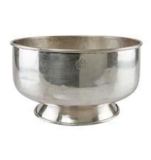 Skål med Ristad Bas Silver Ø30,5 cm