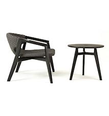 Lounge gruppe inkl. stol & bord