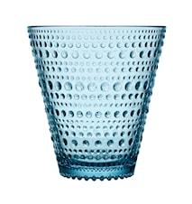 Kastehelmi dricksglas 30cl ljusblå 2-pack