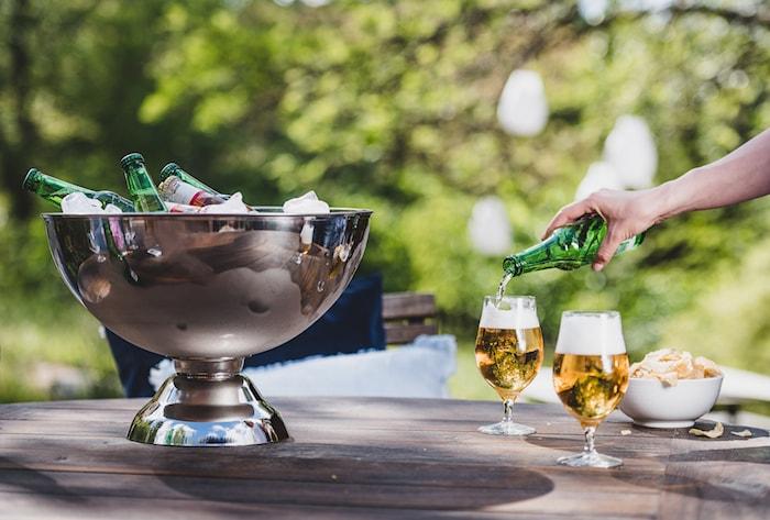 Champagnekylare Ø 41 Cm