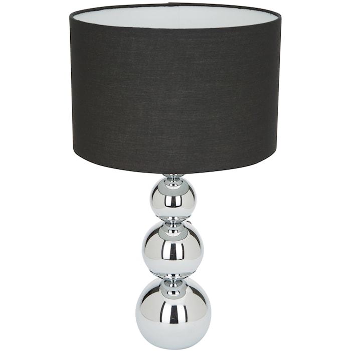 Bordslampa touch & dim Large Svart