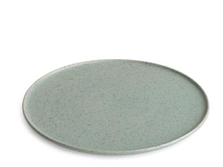 Ombria tallerken Granitgrå Ø 22 cm