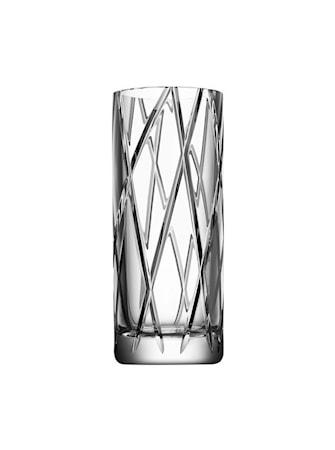 Explicit Stripe Vase 25 cm